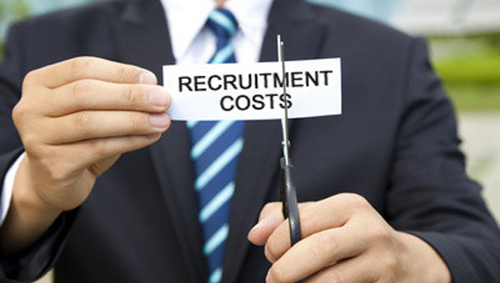 Recruitment cost