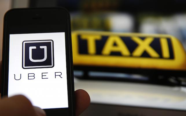 startups uber